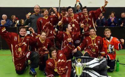 inline hockey-ploeg Chiefs