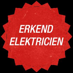 Erkend electricien